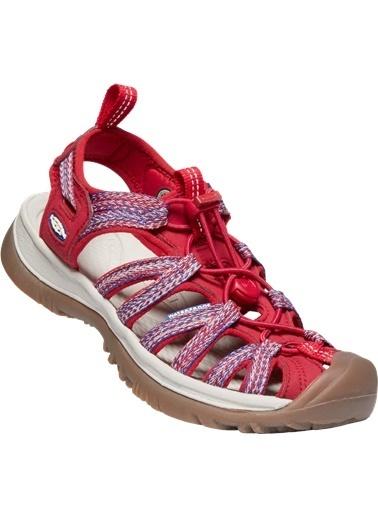 Keen Keen Whisper Kadın Sandalet Kırmızı Kırmızı